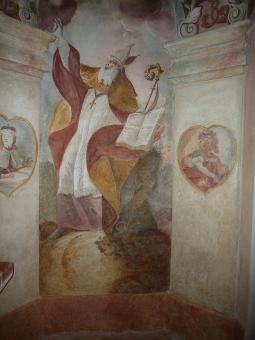 po restaurování sv. Vojtěch